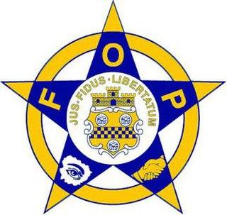 Fraternal Order of Police US fraternal organization of law enforcement officers