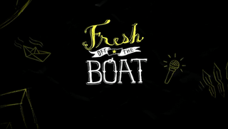 <i>Fresh Off the Boat</i> American sitcom