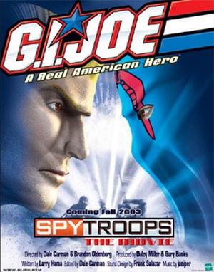 G.I. Joe: Spy Troops - Image: GI Joe Spy Troops 1