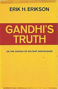 Gandhi's Truth (first edition).jpg