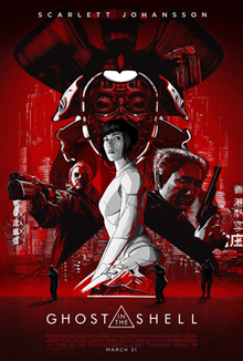 Ghost in the Shell (2017 film) - Wikipedia