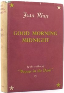 <i>Good Morning, Midnight</i> (Rhys novel) novel by Jean Rhys