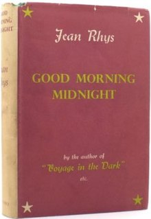 Good Morning, Midnight (Rhys novel) - Wikipedia