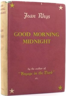 <i>Good Morning, Midnight</i> (Rhys novel) novel by Jean Rhys