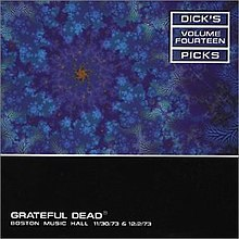 Grateful Dead - Dick's Picks Volume 14.jpg