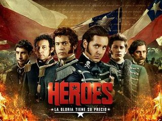 <i>Héroes</i> (Chilean miniseries)