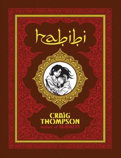 Picture of a book: Habibi