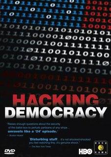 <i>Hacking Democracy</i> 2006 film by Simon Ardizzone