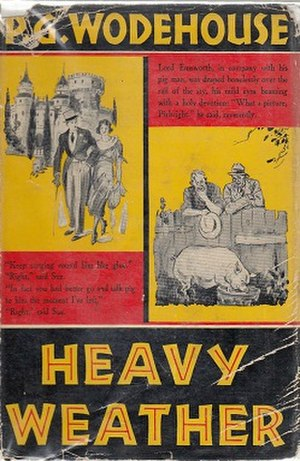 Heavy Weather (Wodehouse novel) - First edition