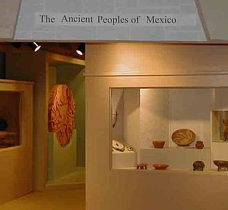 Lowell D. Holmes Museum of Anthropology - Image: Holmes Museum 1
