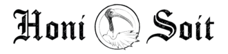 Honi Soit - Image: Honi Soit logo