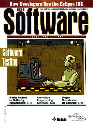 IEEE Software - Image: IEEE Software