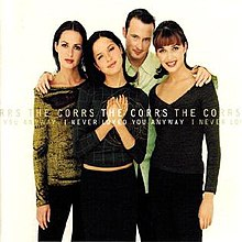 The Corrs — I Never Loved You Anyway (studio acapella)