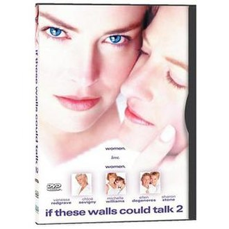 If These Walls Could Talk 2 - DVD cover art