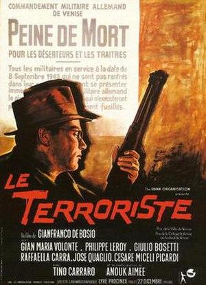 The Terrorist (1963 film) - Image: Il terrorista