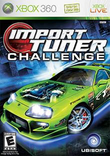 Import Tuner Challenge Wikipedia