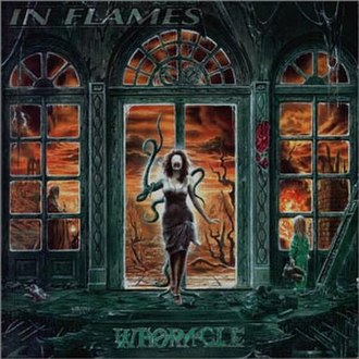 Whoracle - Image: In Flames Whoracle