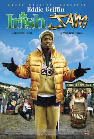 Irish Jam - Promotional movie poster