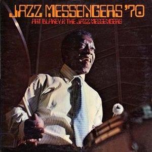 Jazz Messengers '70 - Image: Jazz Messengers '70