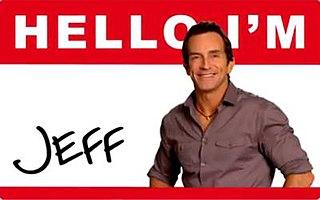 <i>The Jeff Probst Show</i>