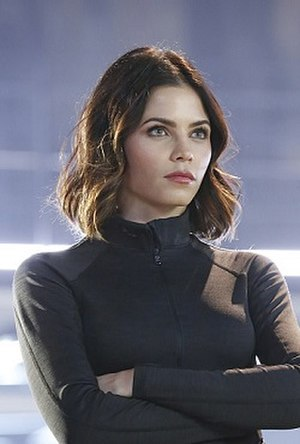 Lucy Lane - Jenna Dewan Tatum as Lucy Lane in the CBS TV series Supergirl.