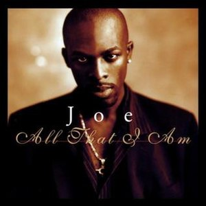 All That I Am (Joe album) - Image: Joe All That I Am album cover