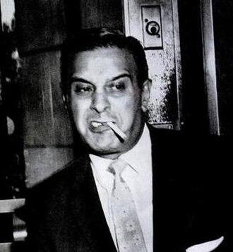 Johnny Dio - Image: Johnny dio UP Tretick photo 1957
