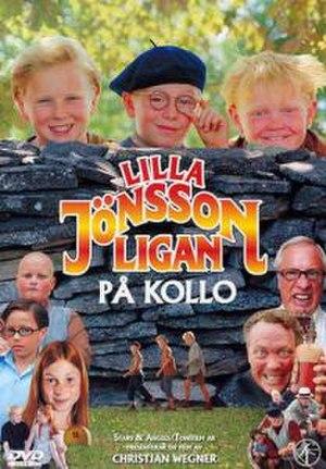 Lilla Jönssonligan på kollo - Image: Jonssonligankollo