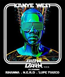 Kanye West Glow in the Dark Tour poster.jpg