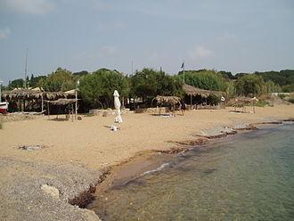 Vatsa Bay - The Beach