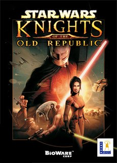 <i>Star Wars: Knights of the Old Republic</i> 2003 video game