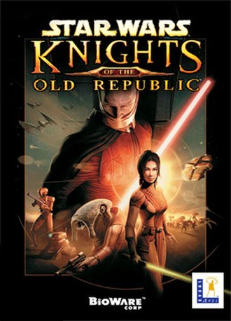 Star Wars: Knights of the Old Republic - Image: Kotorbox