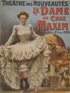 <i>La Dame de chez Maxim</i> (play)