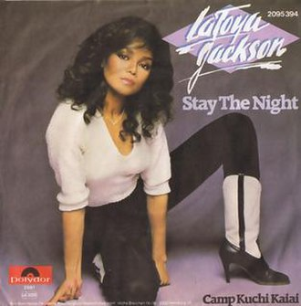 Stay the Night (Billy Ocean song) - Image: La Toya Stay The Night