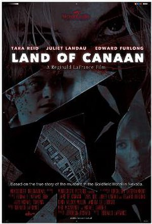 Land of Canaan (film) - Official Theatrical Poster