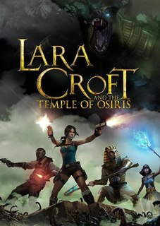 <i>Lara Croft and the Temple of Osiris</i> platform-action game