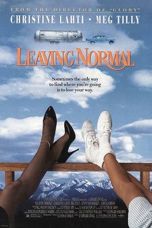 Leaving Normal (film) - Image: Leavingnormal