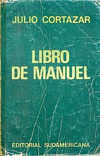 <i>Libro de Manuel</i> novel by Julio Cortázar