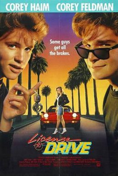 Picture of a movie: License To Drive