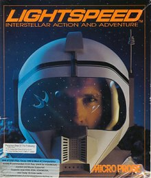 Lightspeed front cover