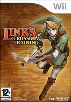 Box art for Link's Crossbow Training