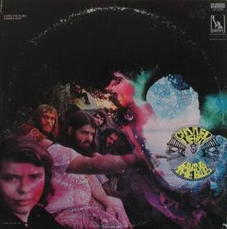 Living the Blues - Image: Living the Blues Canned Heat
