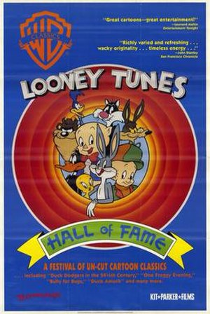 The Looney Tunes Hall of Fame - Theatrical poster