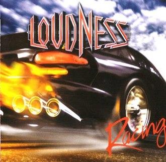 Racing (album) - Image: Loudness racing int