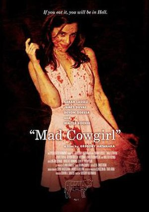 Mad Cowgirl - Image: Mad Cowgirl Poster