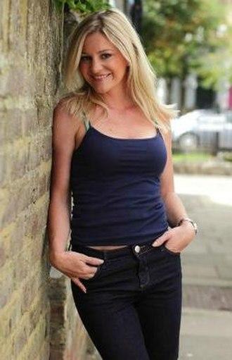 Mandy Salter - Nicola Stapleton as Mandy Salter in 2011
