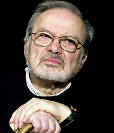 Picture of an author: Maurice Sendak