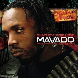 Gangsta for Life: The Symphony of David Brooks - Image: Mavadoalbum