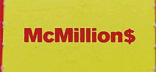 <i>McMillions</i> True crime documentary television series