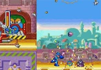 Mega Man 8 - Mega Man 8 retains much of the same gameplay featured in previous titles of the series.